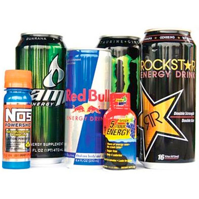 What Ingredients Do Energy Drinks Contain