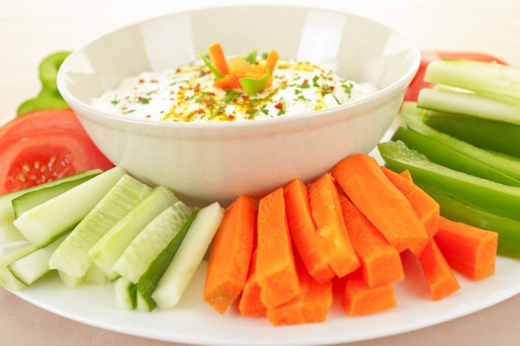 bigstock-Dip-and-Vegetables-38126314